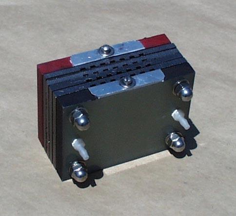 3 watt and 3 membrane fuel cells