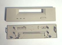 cassette deck face