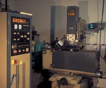 GROMAX EDM (electrical discharge machine)
