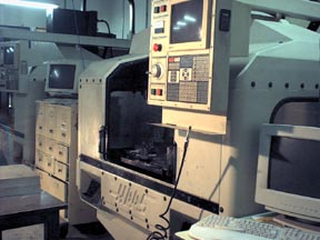 HAAS CNC machines used for moldmaking